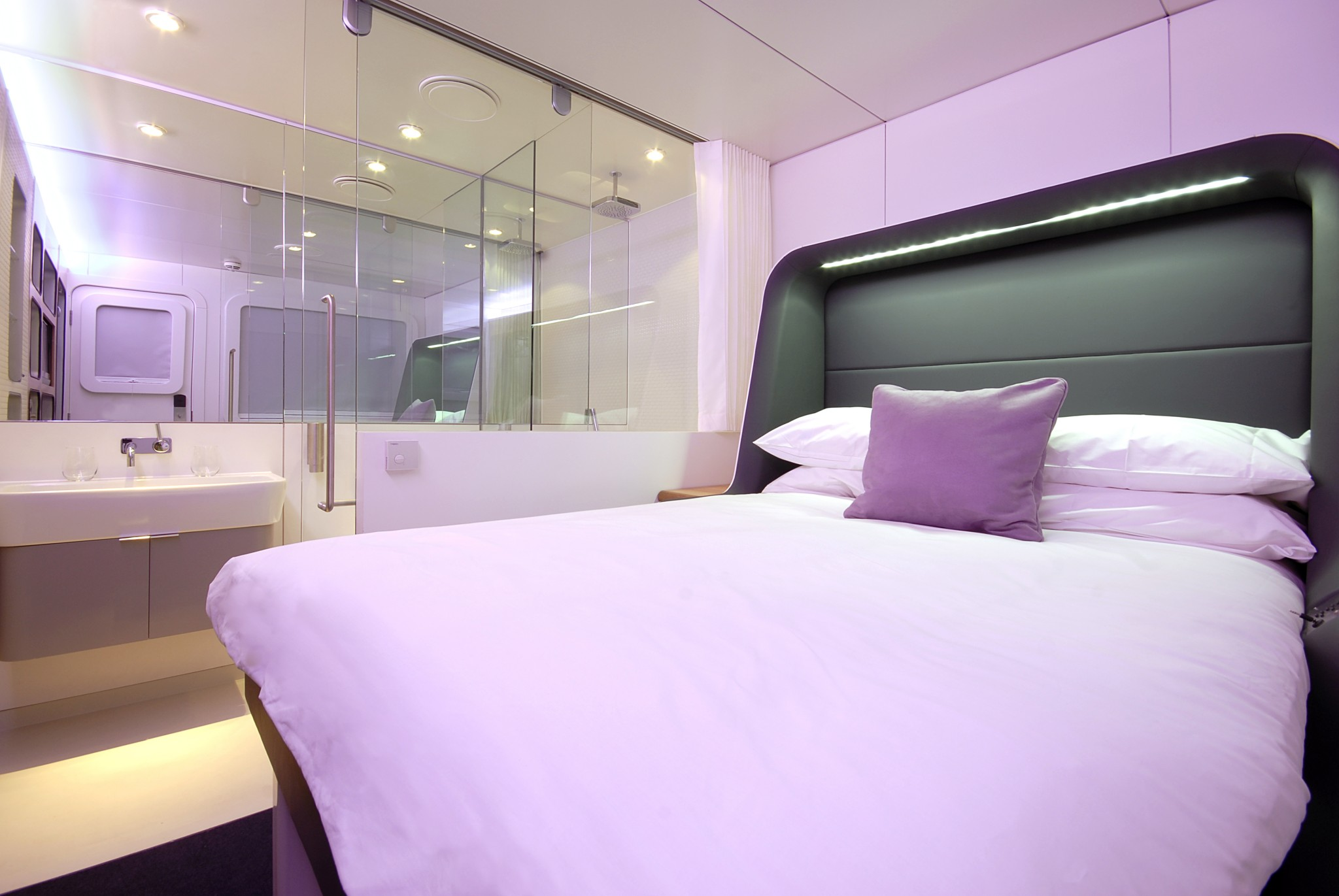 Hotel Check Yotel Air Gatwick Business Traveller
