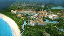 Ritz Carlton Nanyan Bay