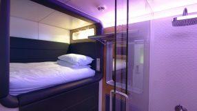 Yotel Standard cabin