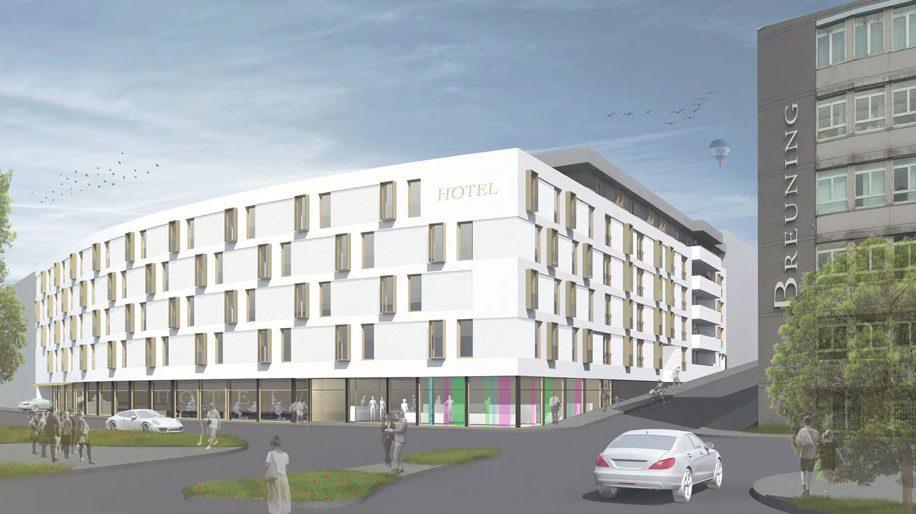 Regensburg Motel One