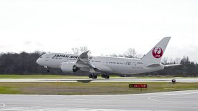 Japan Airlines JAL 787