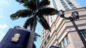 Exterior of The Ritz-Carlton, Kuala Lumpur