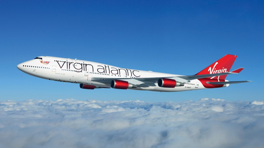 Virgin Atlantic Mobile 18