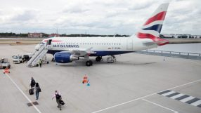 British Airways A318