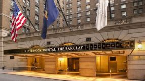 Intercontinental Barclay NYC
