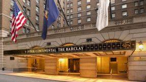 Intercontinental Barclay NYC
