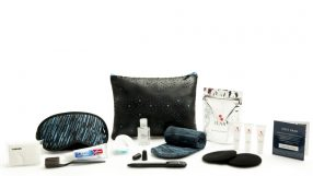 American Airlines amenity kits 2016