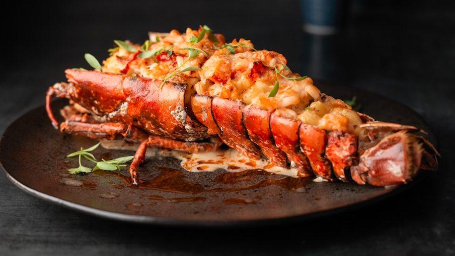 Black Roe lobster mac 'n' cheese