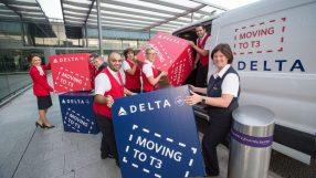 Delta Moves to Heathrow Terminal 3
