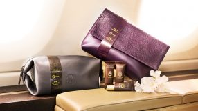 Etihad Airways First Class Amenity Kits