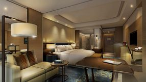 Hilton Jinan South Hotel & Residences - Guestroom