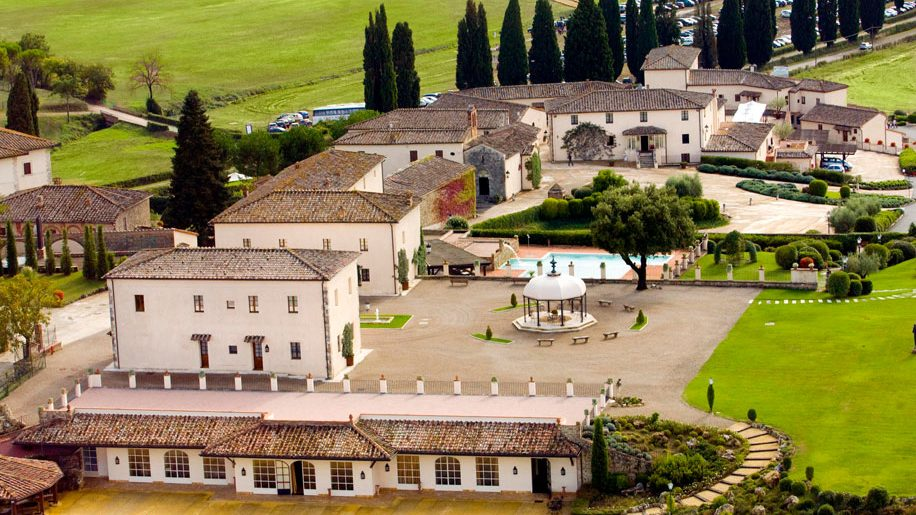 Florence Italy Hotels With Pools
