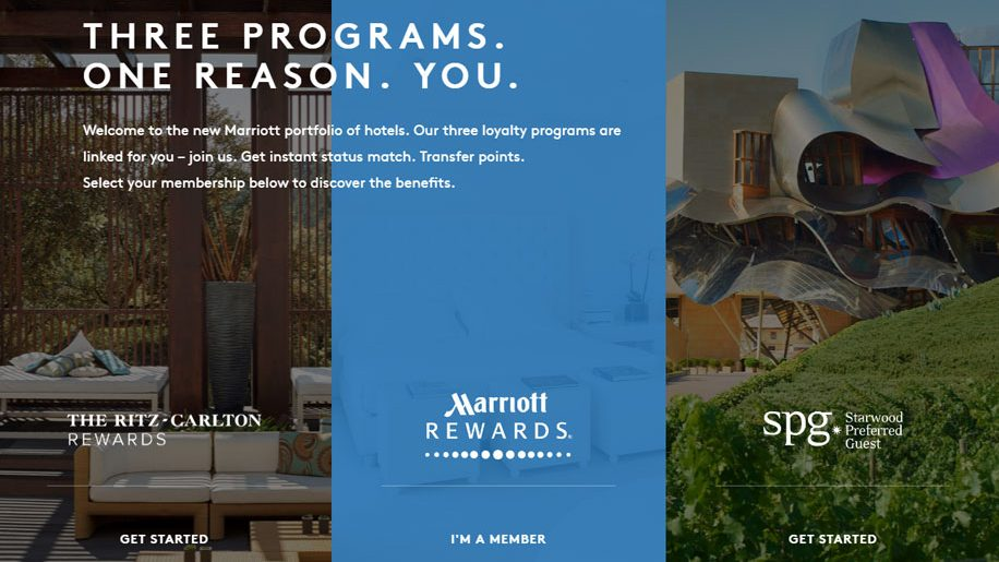 Marriott International acquires Starwood Hotels for $13 billion