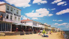 Playa del Pinet (image copyright Jenny Southan)