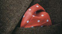 Fashion: Pocket Square (iStock_86196129)