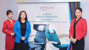 Cathay Pacific and Dragonair launch business and premium economy fanfare offers