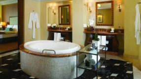 Atlantis, The Palm: Regal Suite Bathroom