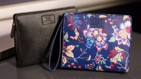 British Airways Liberty London First washbags