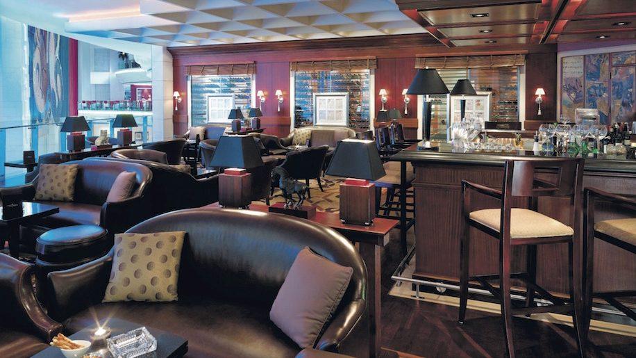 Balcony Bar Shangri La Dubai