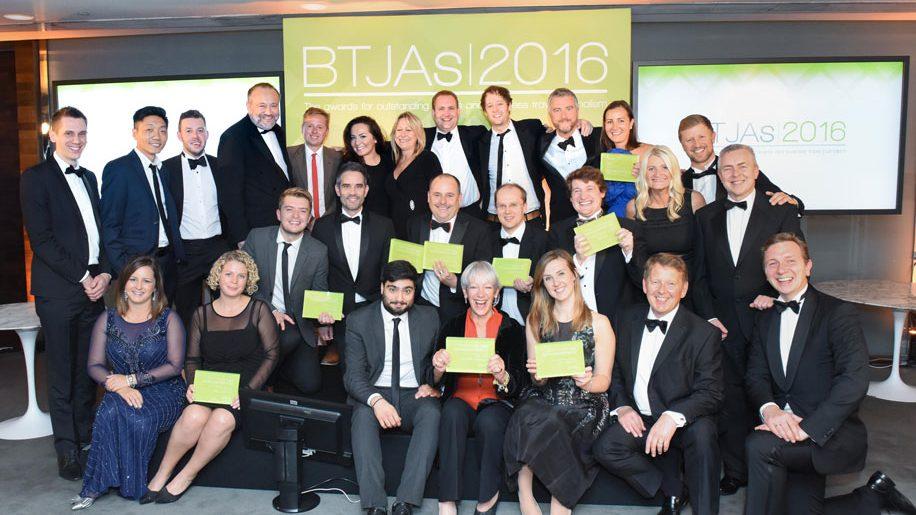 Business Travel Journalism Awards 2016