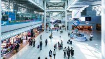 Incheon International Airport retail