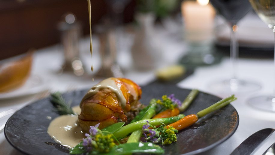 Fine Dining at The Strand Restaurant, The Strand Yangon