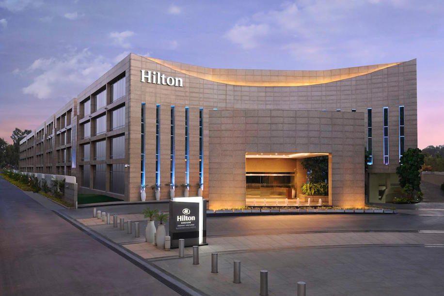 Hilton Embassy GolfLinks, Bengaluru