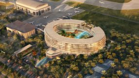 Hilton Lagos Airport Aerial_View