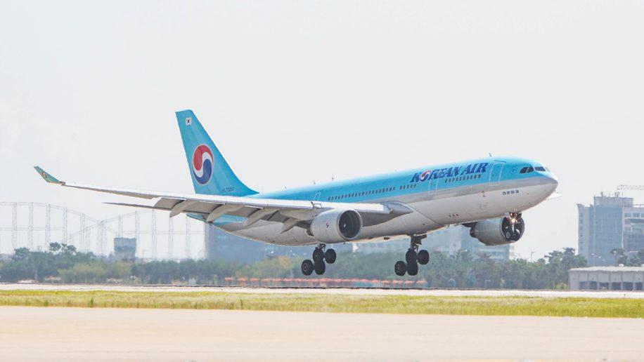 Korean Air's A330-200