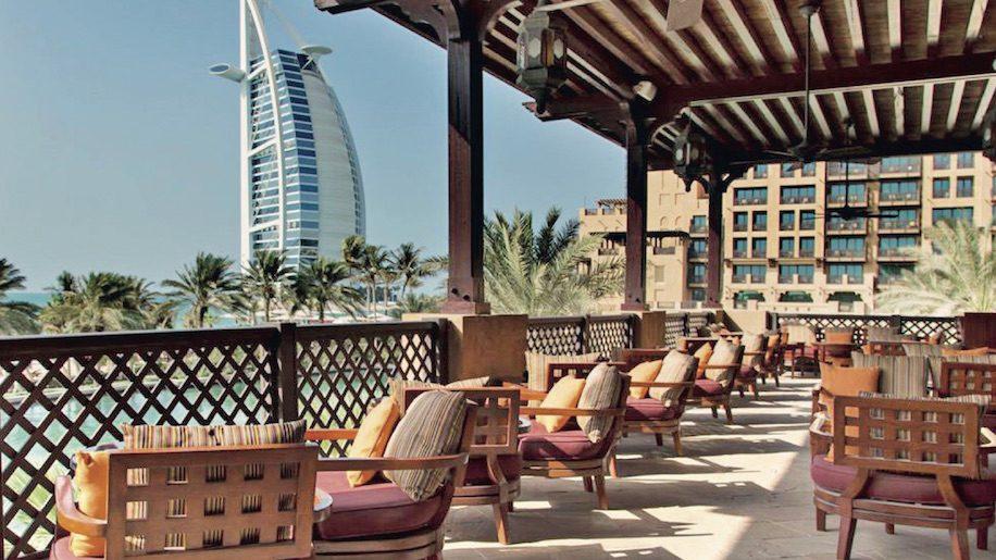Madinat Jumeirah Restaurants Bahri Bar Exterior-2