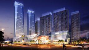 Meixi Lake Hotel Changsha exterior