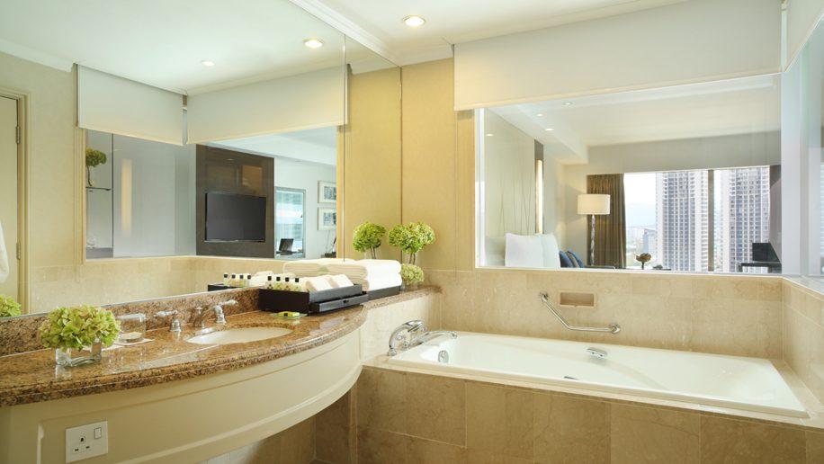Bathroom Mirror Kl intercontinental kuala lumpur completes room renovation - business