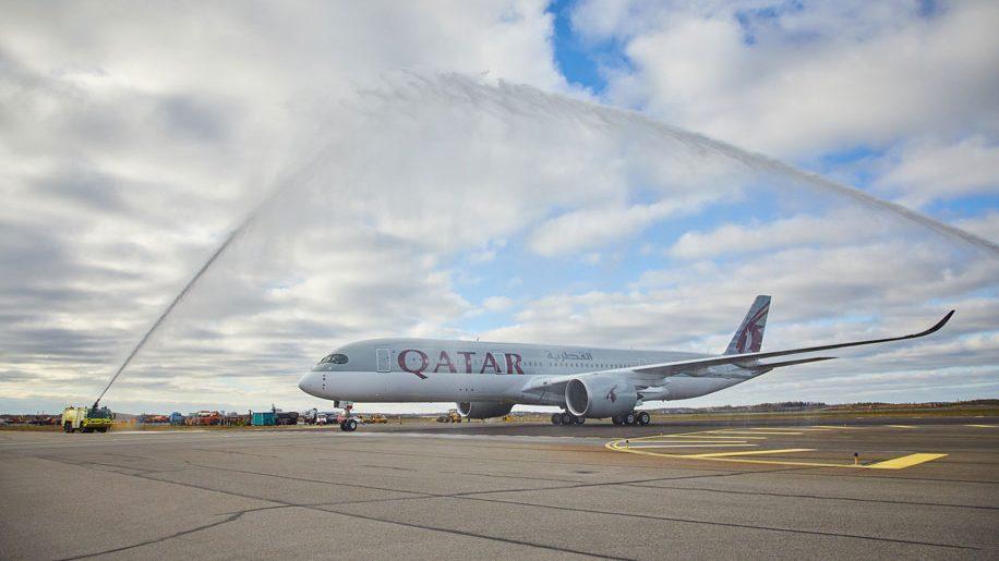 Qatar Airways launches Helsinki route