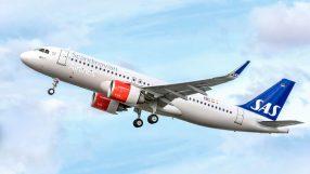 SAS A320 neo