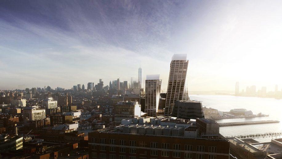 Rendering of Six Senses New York