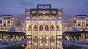 Shangri-La Abu Dhabi Exterior