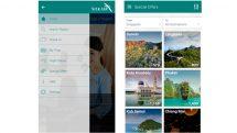 Silk Air App