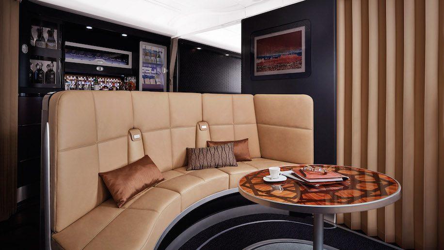 Etihad – THE LOBBY LOUNGE (A380) LANDSCAPE