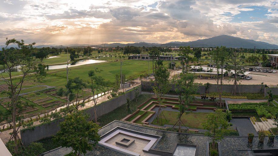 The Loggia, North Hill City Resort, Chiang Mai