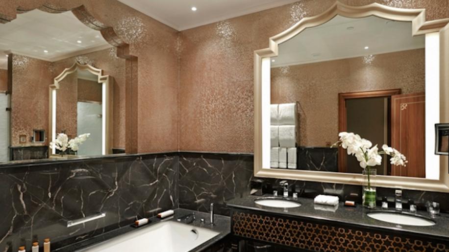 Waldorf Astoria RAK Bathroom