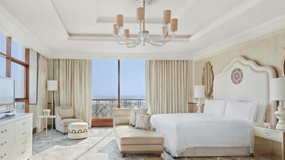 Waldorf Astoria RAK King Tower Suite