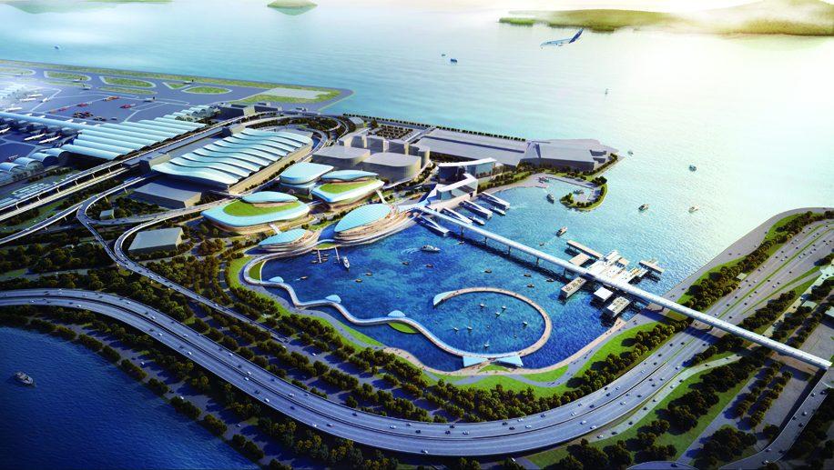 Hong Kong International Airport SkyCity