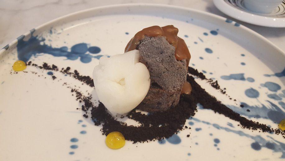 Chocolate H20 at Cobo House, Hong Kong