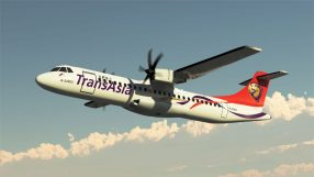 TransAsia ATR72-600