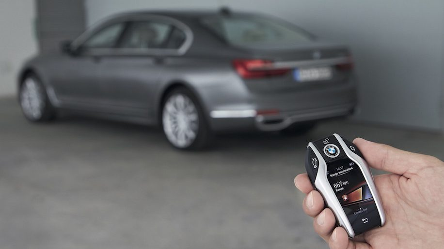 BMW 7-series-keyfob