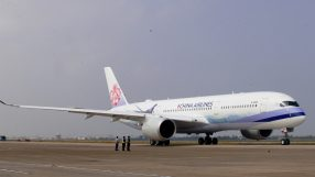 China Airlines new A350 livery