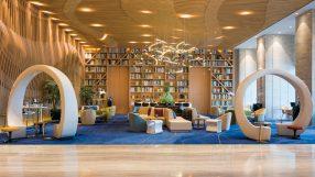 Lobby Lounge of Novotel Suzhou SIP