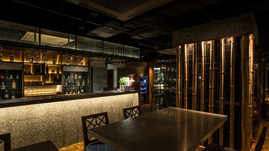 Deng G, Hong Kong - Baijiu Bar