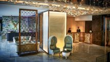 Dorsett Wanchai Hotel Lobby