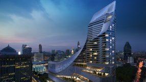 Park Hyatt Bangkok exterior (rendering)
